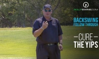 Cure the Yips: Same Distance Back and Through