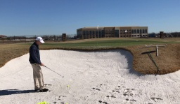 Perfect This Tough Bunker Shot