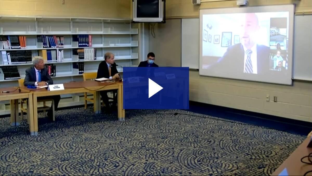 7/28/20 - Safe Re-opening of Pennsylvania Schools