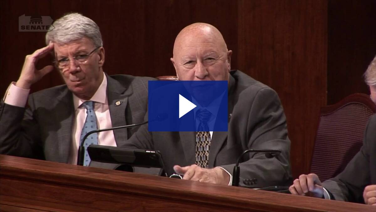 2/18/20 - Budget Hearing Q&A: Revenue/Lottery (Part 2)