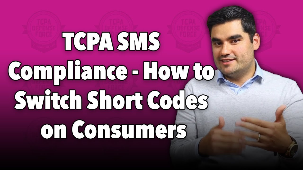 TCPA Compliance – How to Switch SMS Short Codes