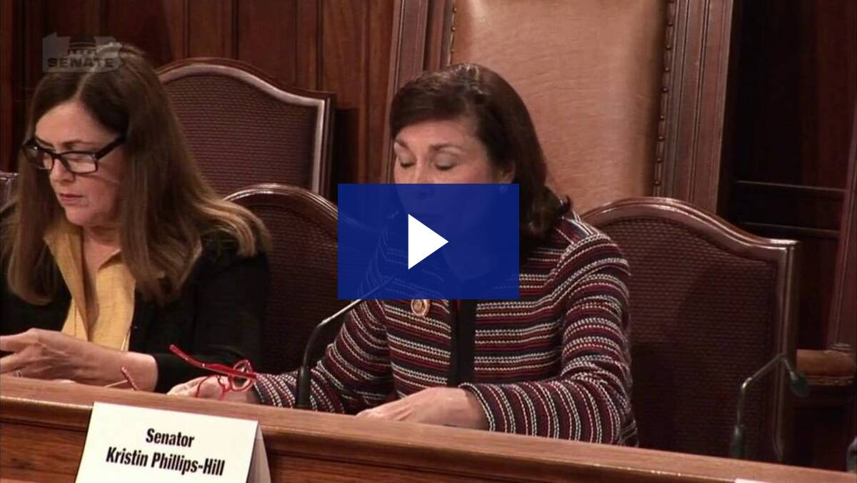 6/23/21 Senate Banking and Insurance Committee Comments on SB 225