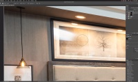Thumbnail for Retouching / Master Bedroom Shoot II-Photoshop Compositing