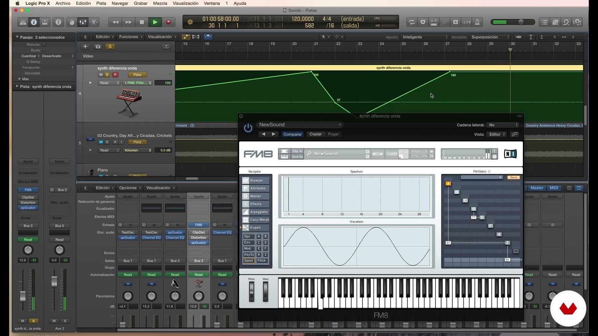 Sonido Ii Sound Design Y Postproducción Para Vídeo Y