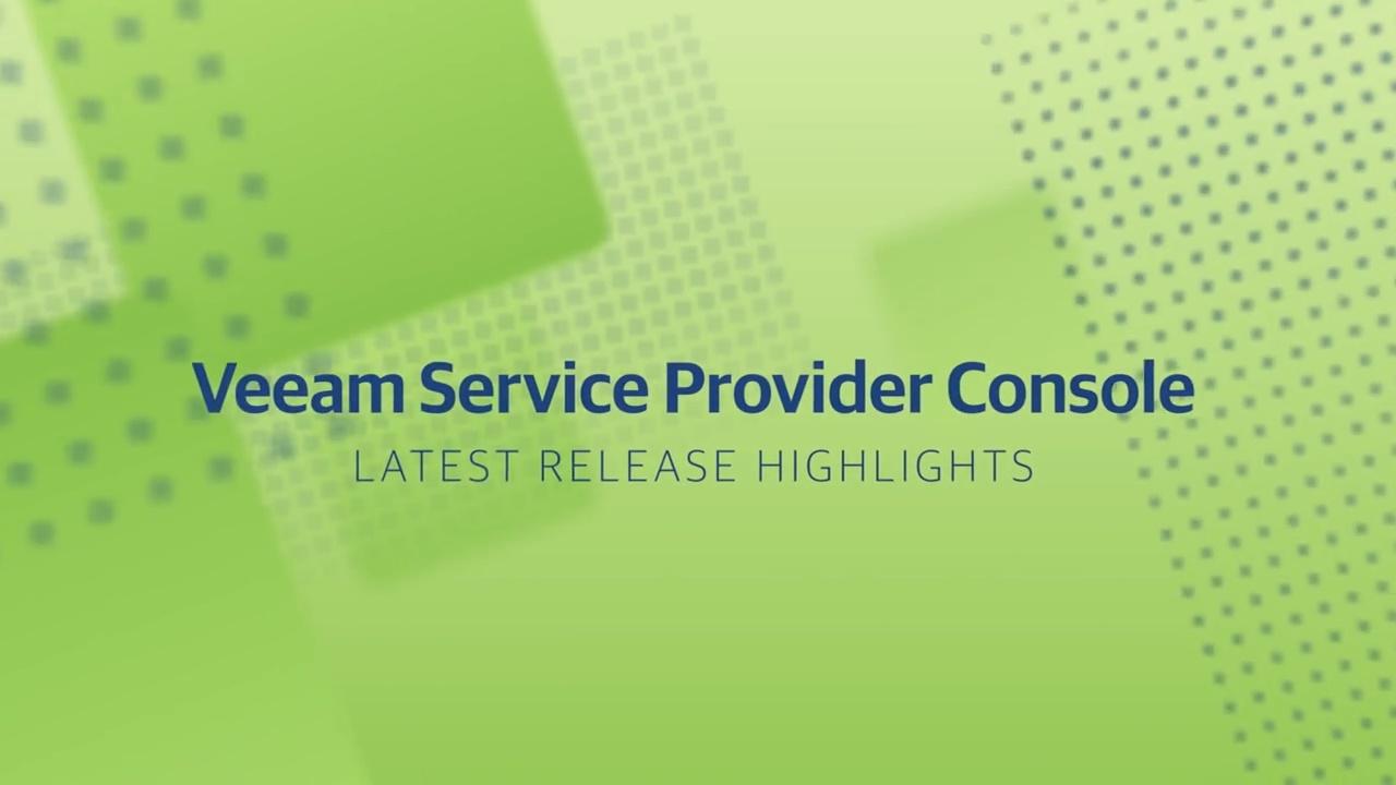 Product Launch: VSPC v6 - Feature Video - EN