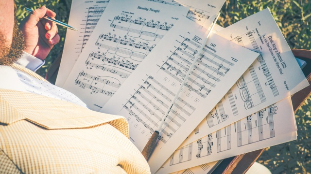 From Sight to Sound: Composing Music for Film and TV