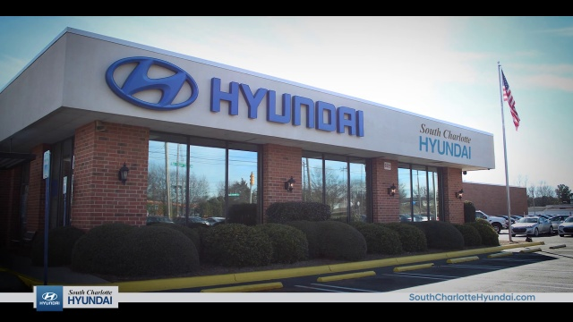 Why Buy From South Charlotte Hyundai