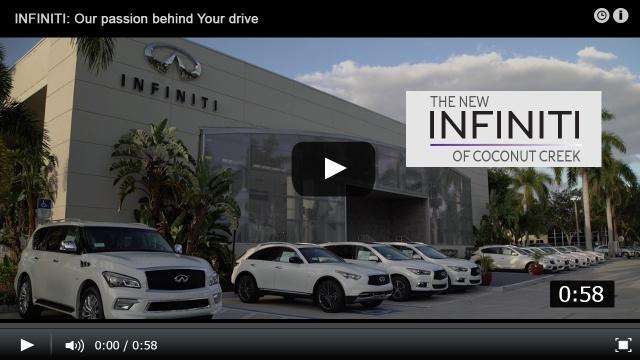 Infiniti Of Coconut Creek >> Infiniti Of Coconut Creek South Florida New Used Car Dealer