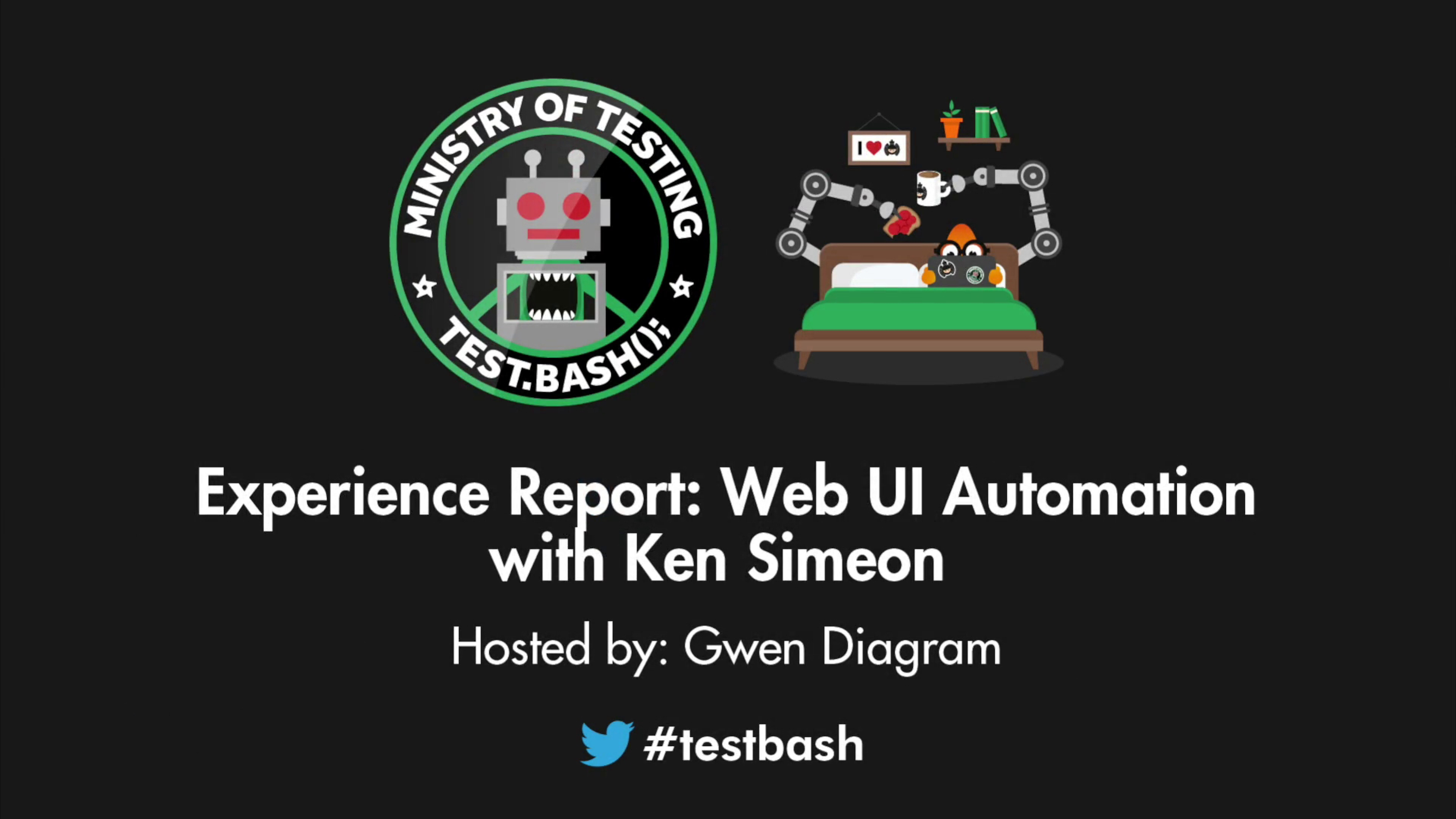 Experience Report: Web UI Automation - Ken Simeon