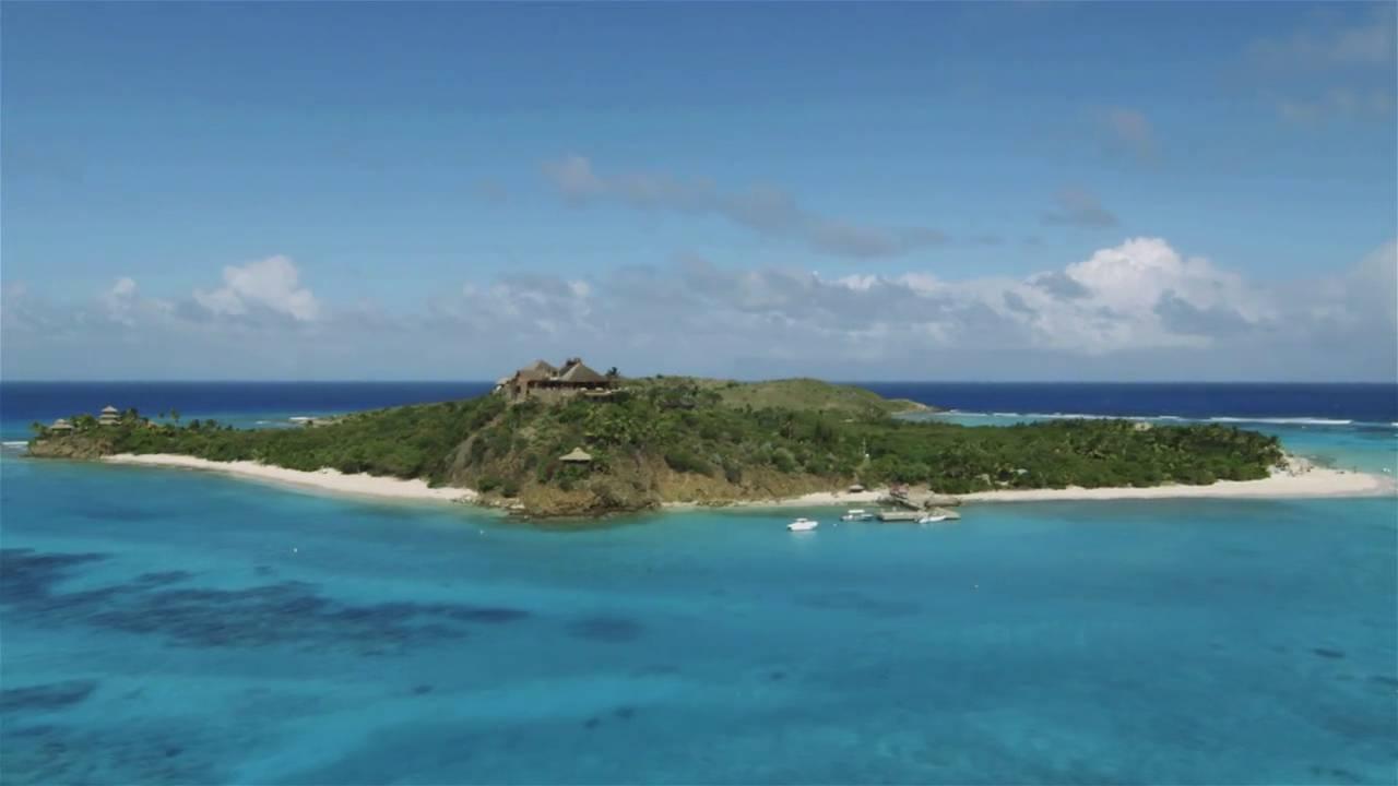 necker island luxury private island