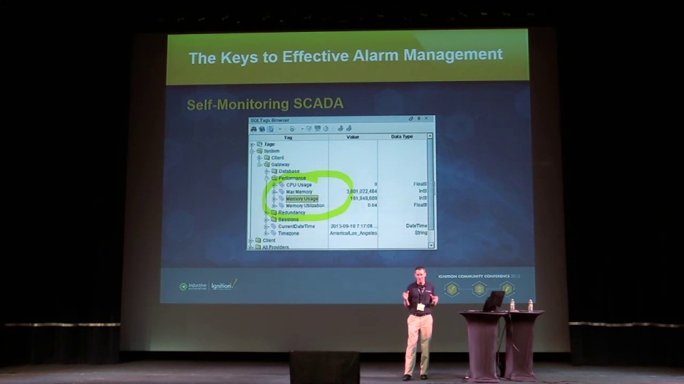 The Keys to Effective Alarm Management