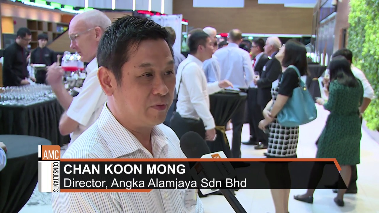 Video interview with Chang Koon Mong