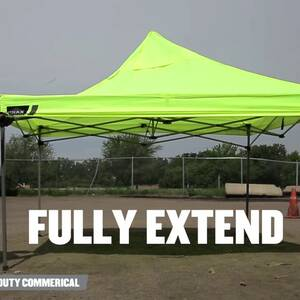 Ergodyne Product Video - SHAX<sup>®</sup> 6051 Heavy-Duty Pop-Up Tent Kit – 10ft x 10ft / 3m x 3m