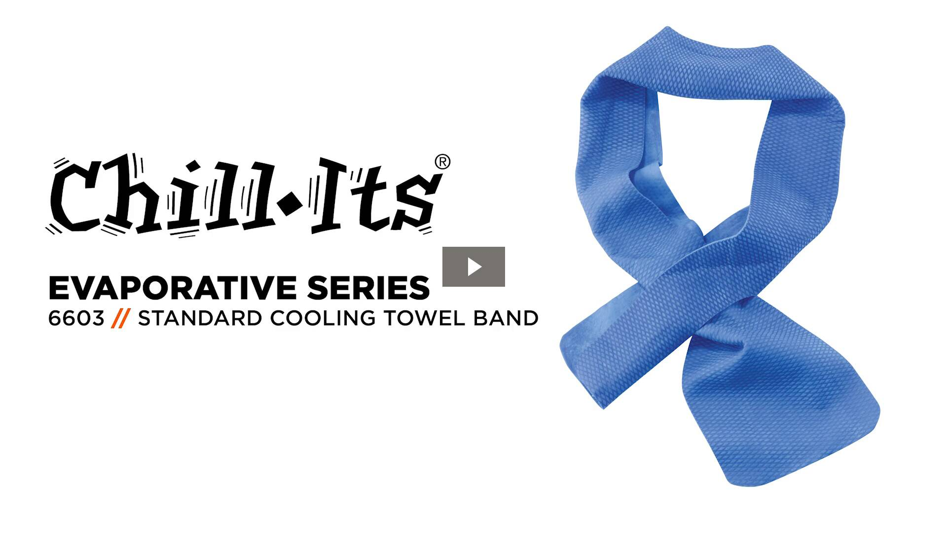 Ergodyne Product Video - Chill-Its<sup>®</sup> 6602 Evaporative Cooling Towel