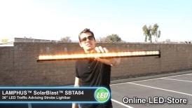 LAMPHUS® SolarBlast™ SBTA84 36