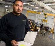 Construction Equipment Maintenance Testimonial