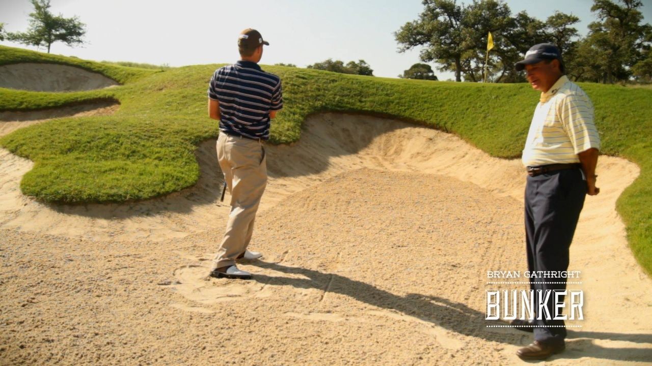 Bunkers: Become a Confident Bunker Player