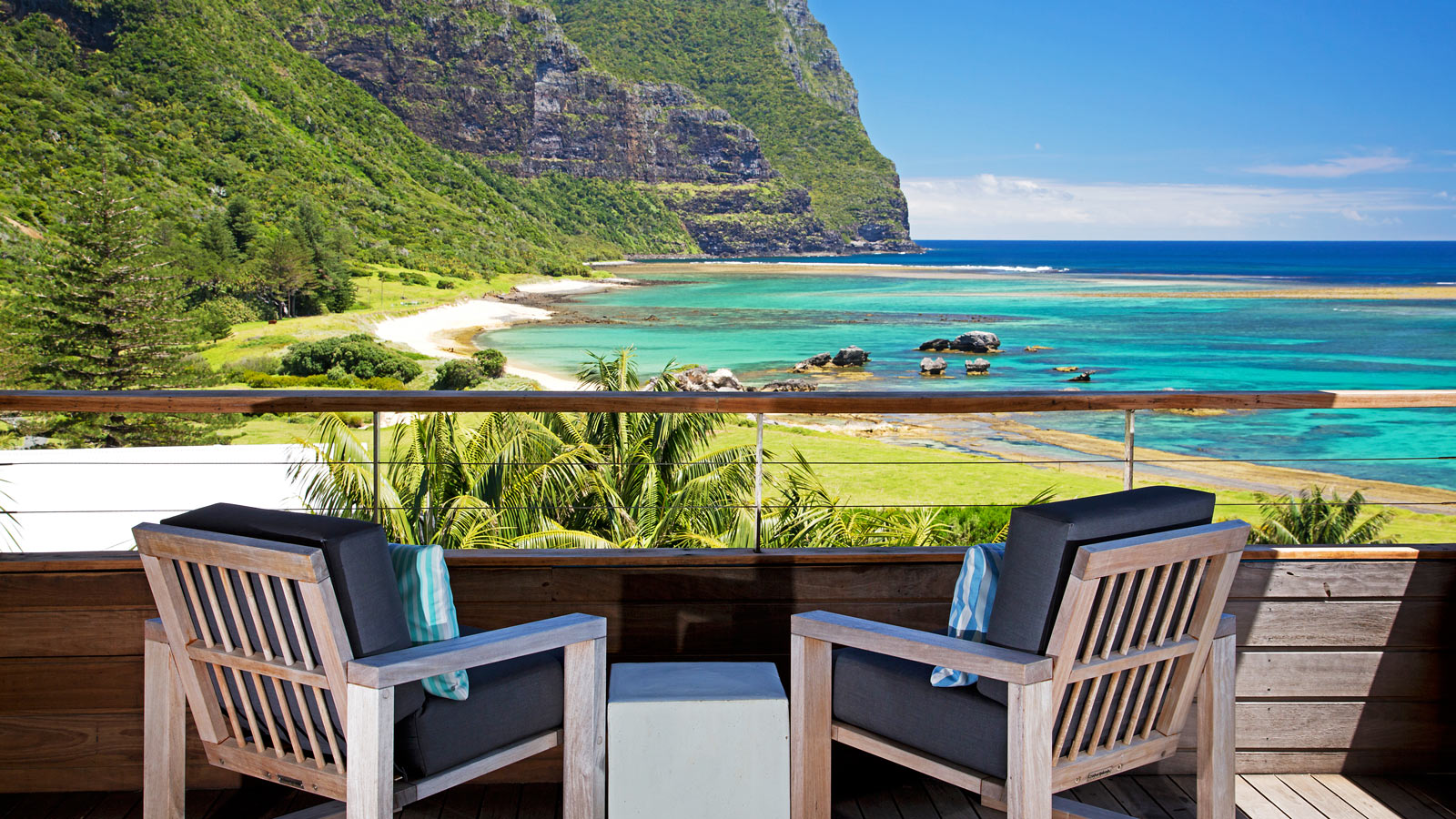Thumbnail for the listing 'Capella Lodge Lord Howe'