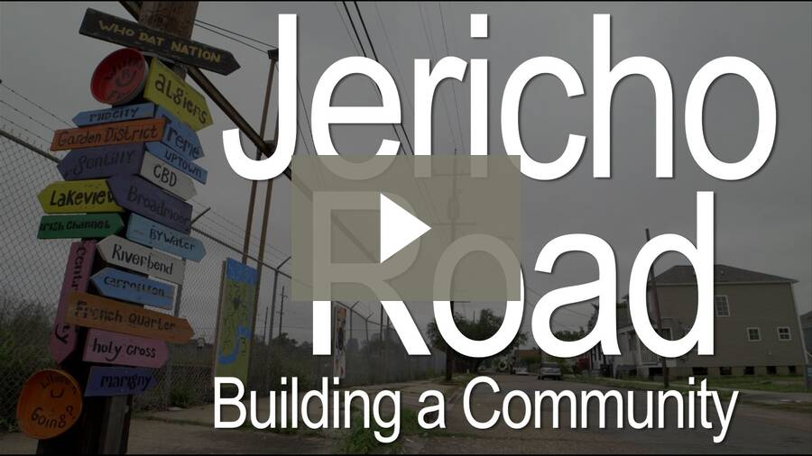 Jericho Road: Building a Community
