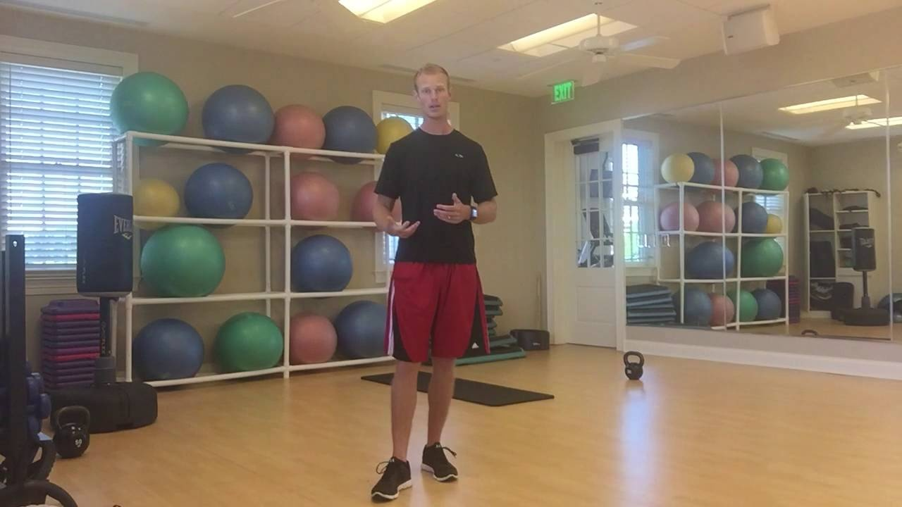 Hit The Golf Ball Harder With This Workout