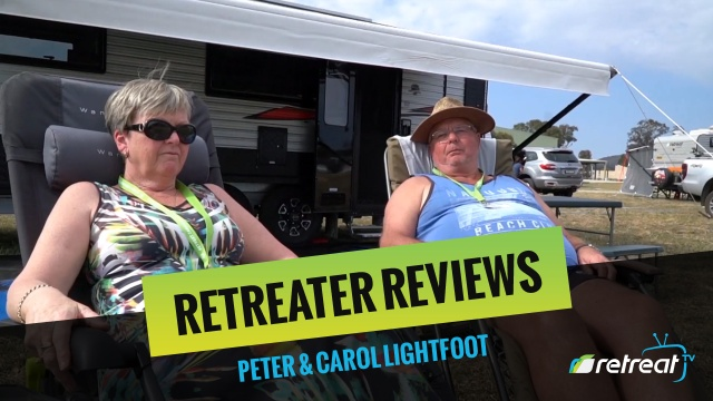 Retreater Review – Peter & Carol Lightfoot