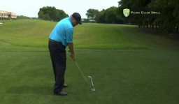 Practice: Push Club Drill Help Square the Face