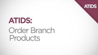 DoubleTime Order Branch Products Video Thumbnail