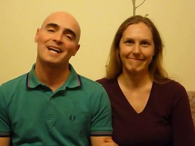 Italië: Lida en Salvo
