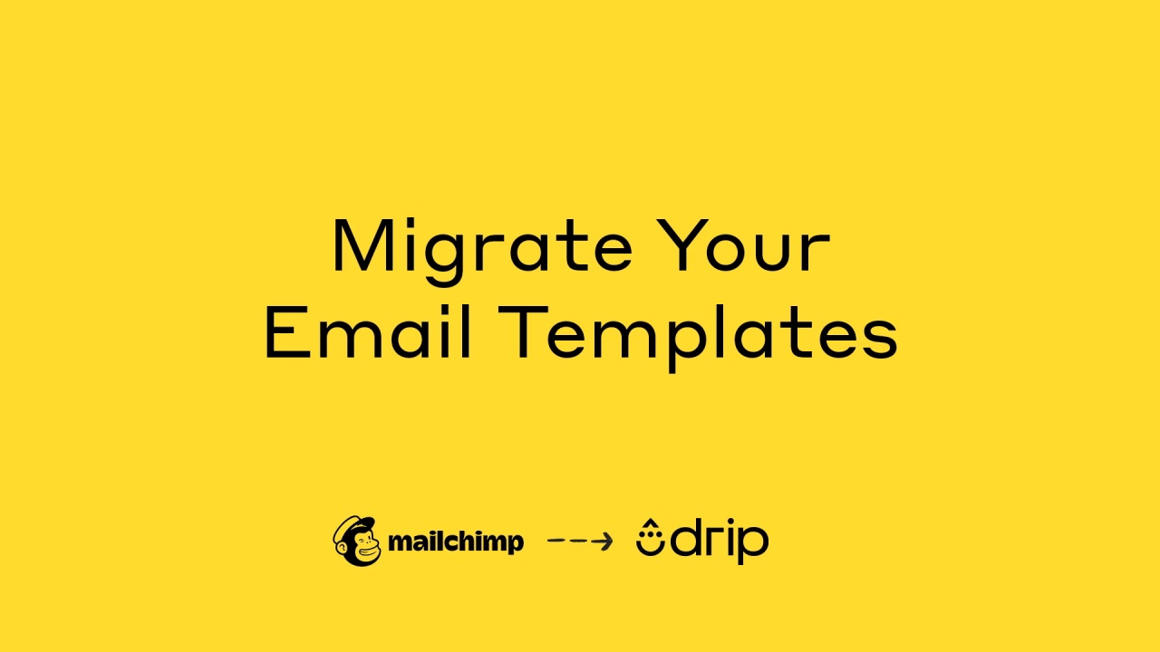 Migrate Your Email Templates Episode Thumbnail