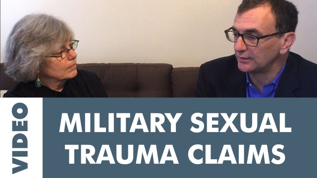 Military Sexual Trauma (MST): How to Get Service Connection – Video
