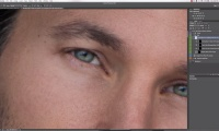 Thumbnail for Retouching / Shane - Eyes
