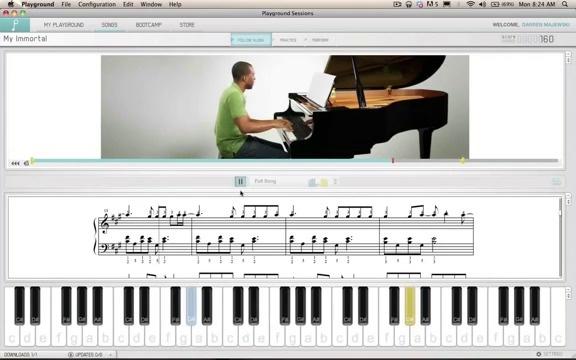 Evanescence my immortal piano tutorial youtube.