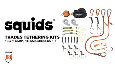 How To Tether Your Tools With The Carpenter & Laborer's Tethering Kit