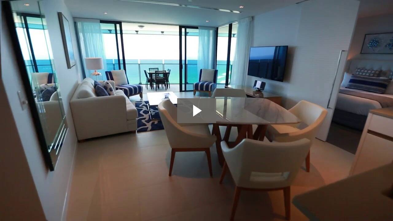 Luxury 2 Bedroom Sky View Apartment Gold Coast accommodation