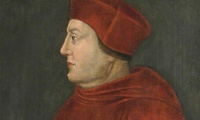 Wolsey as Lord Chancellor