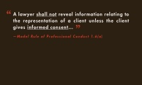 General Rule of Confidentiality thumbnail
