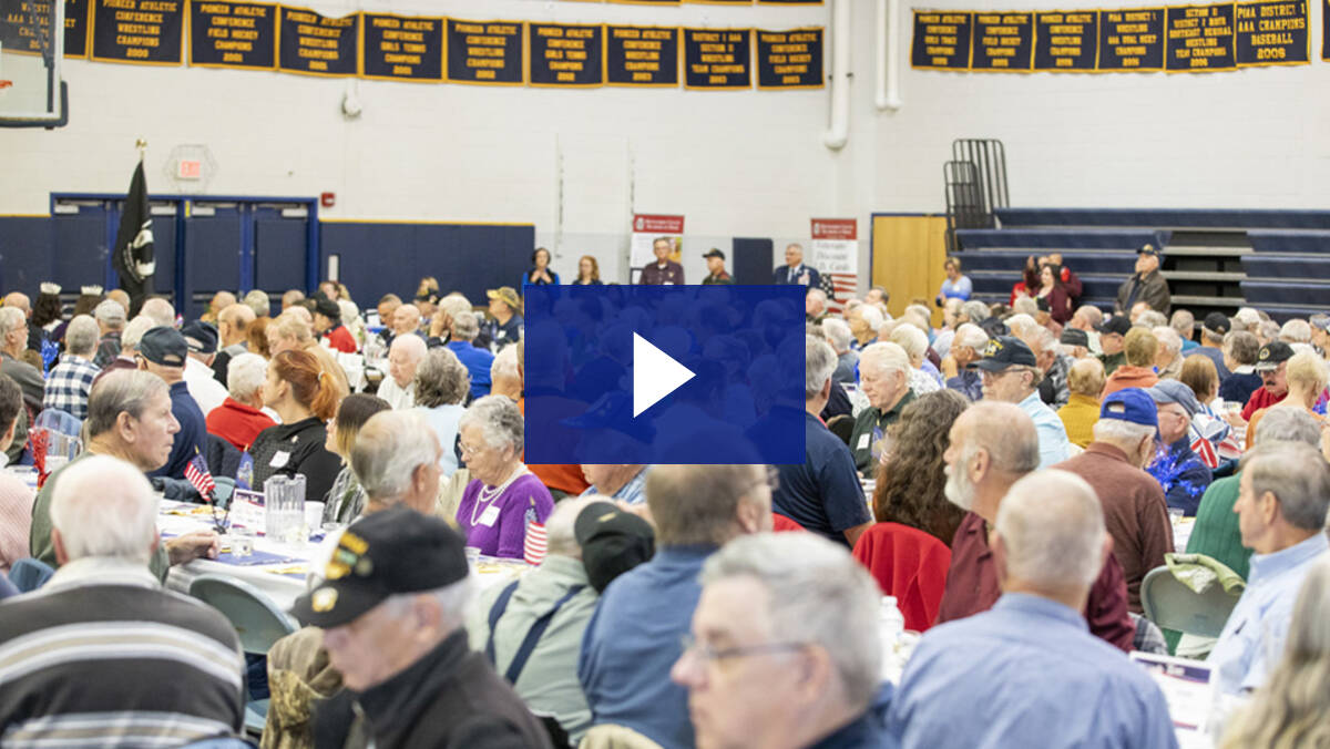January 2020: Veterans Appreciation Breakfast