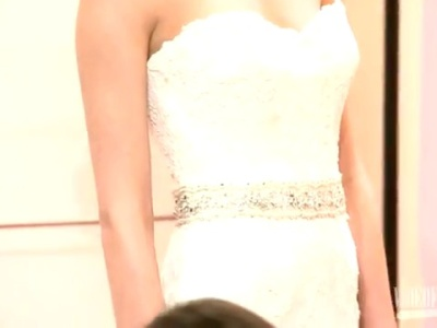 Badgley Mischka Bridal Collection - Otoño 2012