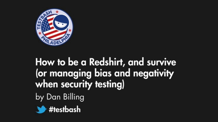 How To Be A Redshirt And Survive! - Dan Billing