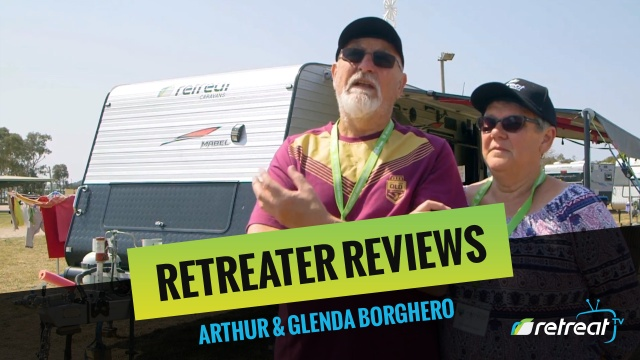 Retreater Review – Arthur & Glenda Borghero