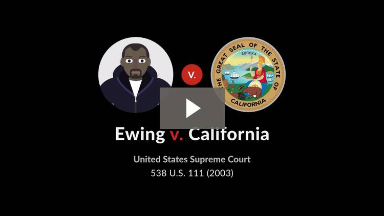 Ewing v. California