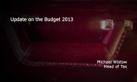 Still image from 'Insights on the 2013 Budget' video