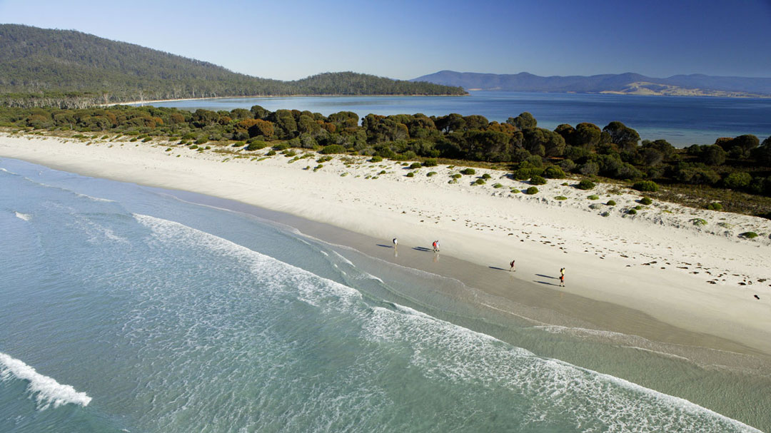 Thumbnail for the listing 'The Maria Island Walk – An Authentic Tasmania experience'