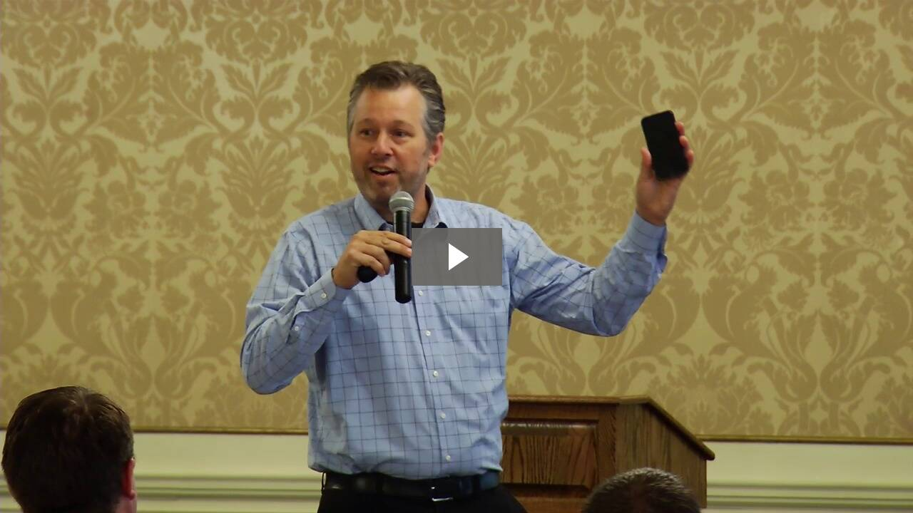 Ed Reese - GSI Mobile Marketing Presentation