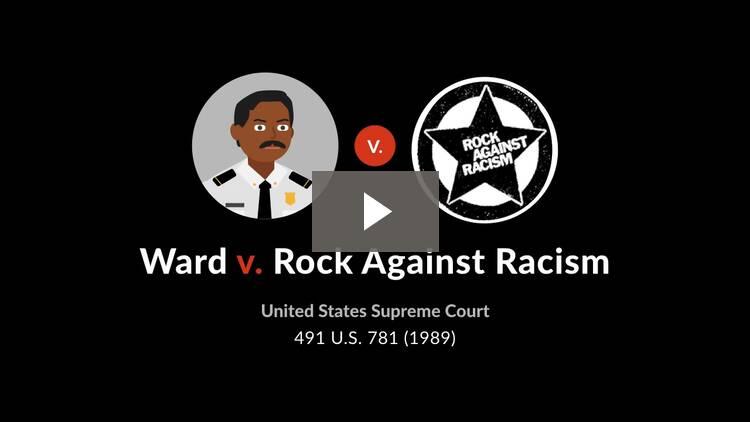 Ward v. Rock Against Racism