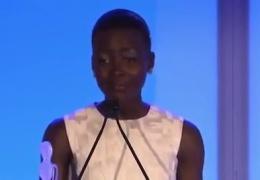 Lupita Nyong'o Speech at Black Women in Hollywood thumbnail