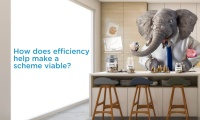 Still image from 'Build to Rent: How does efficiency help make a scheme viable? (Part 3)' video