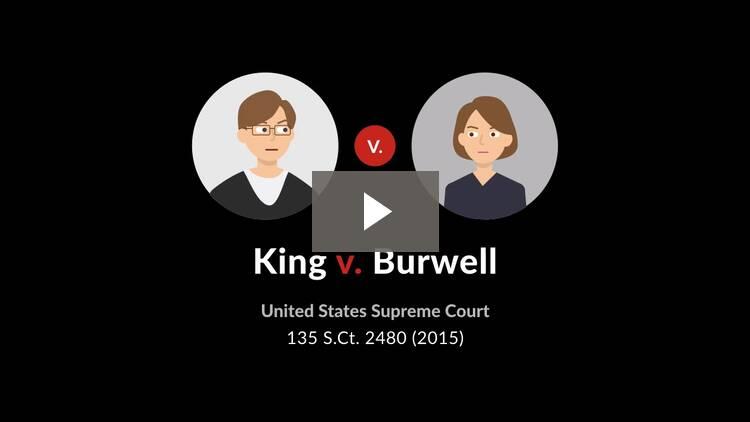 King v. Burwell