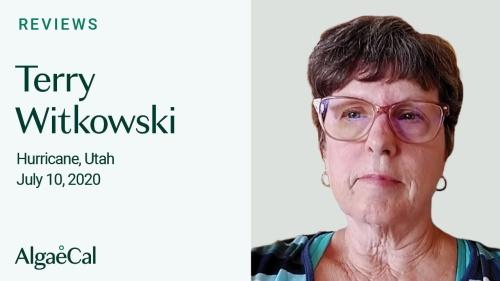 Testimonial thumbnail portrait of Terry Witkowski
