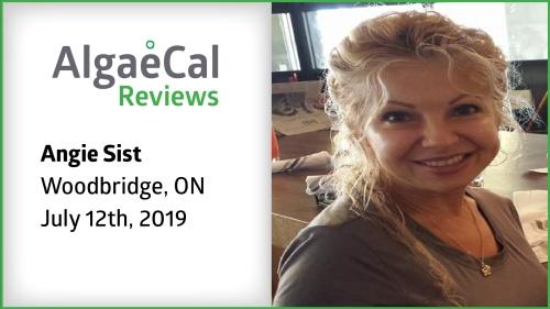 Testimonial thumbnail portrait of Angie Sist